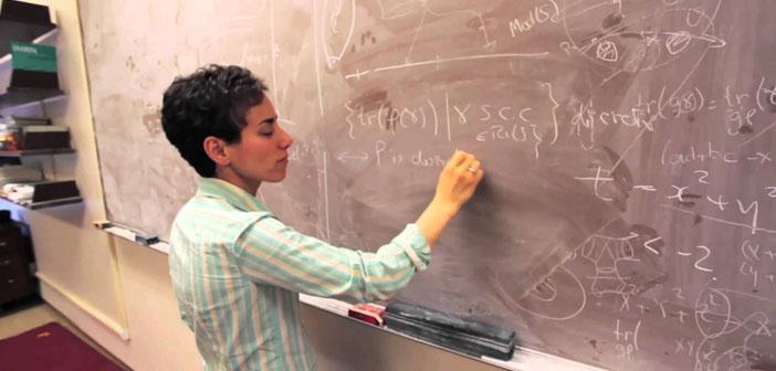 """""""Mirzakhani, matematikte mükemmelliğin coğrafya ve cinsiyet meselesi olmadığını hatırlatacak"""""""