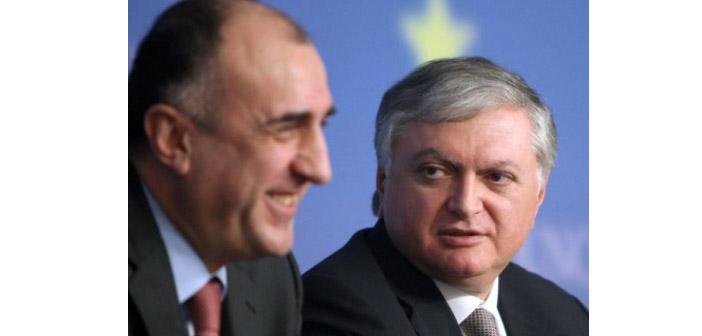 Ermenistan ve Azerbaycan Dışişleri Bakanları arası toplantı gündemde