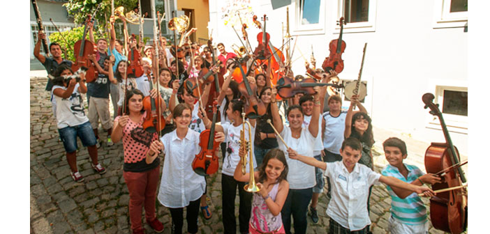 'Barış İçin Müzik' öğrencileri Atina'da