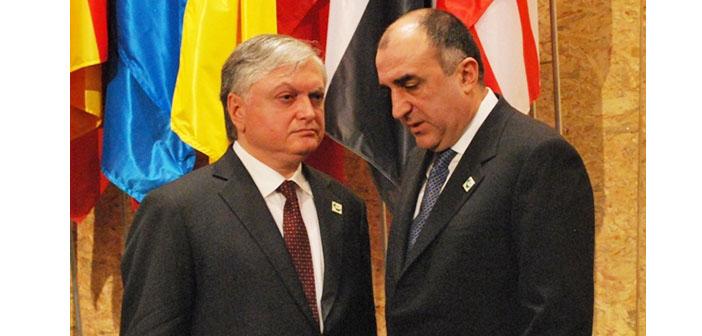 Nalbandian ve Memmedyarov bir araya geldi