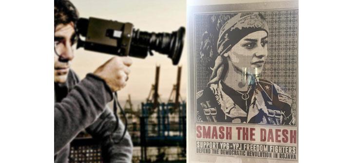 Akın'ın yeni projesi: Rojava Devrimi