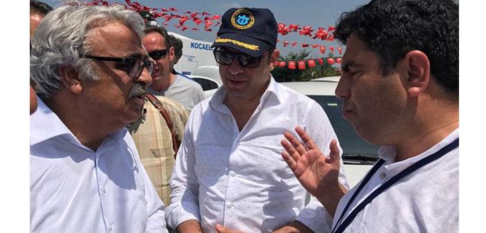 HDP'nin Kandıra ziyareti engellendi