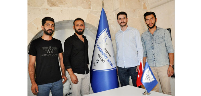 Süryanilerin yeni spor kulübü: Midyat Turabdinspor
