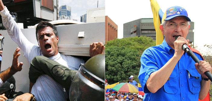 Venezuela'da gerilim artıyor: İki muhalefet lideri gözaltında