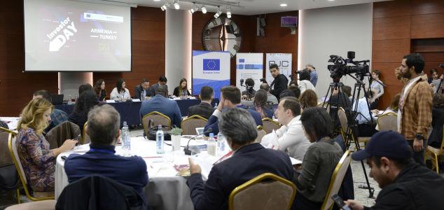 Türkiye ve Ermenistan'dan yatırımcılar buluşuyor