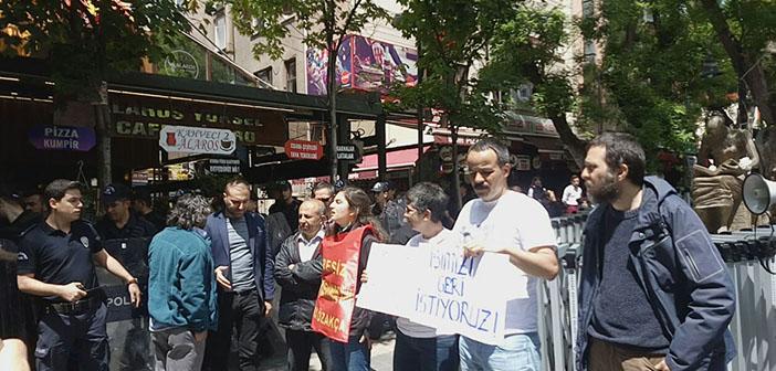 Ankara Valiliği'nden Ağustos boyunca 'eylem yasağı'