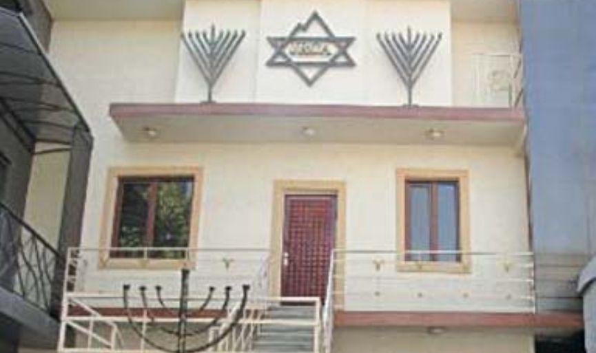 Mordehay Navi Sinagogu