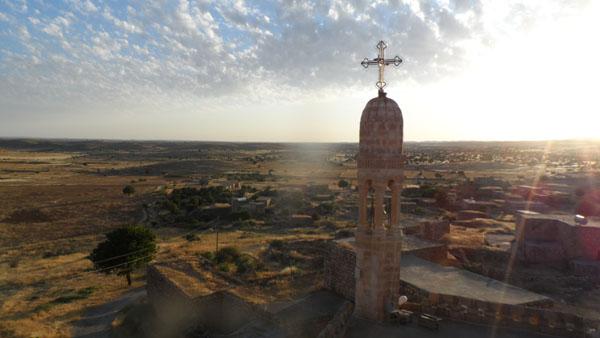 Zaz Mor Dimet kilisesi.