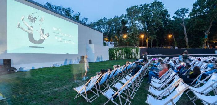 UNIQ Açıkhava Film Festivali başladı