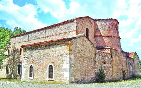Mizahın başkentindeki kilise restore ediliyor