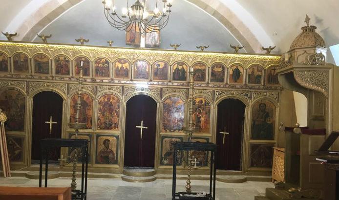 Antakya Rum Kilisesi yeniden ibadete açıldı
