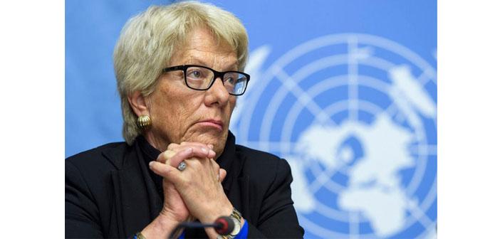 BM Suriye Komiyonu üyesi 'siyasi irade yok' diyerek istifa etti