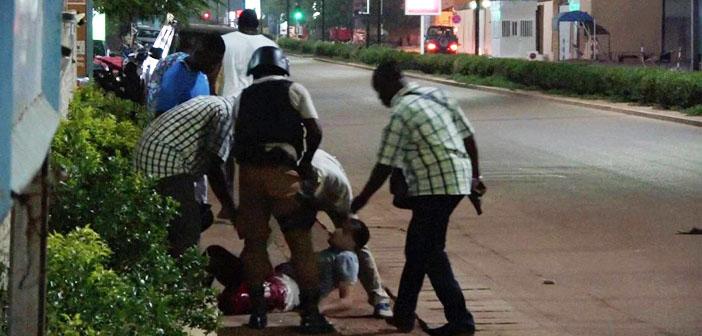 Burkina Faso'da 'Aziz İstanbul' restoranına saldırı: 17 kişi hayatını kaybetti