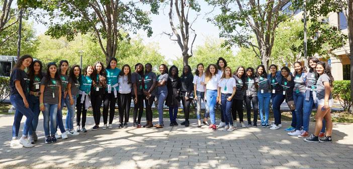 Ermenistanlı genç kızlar Google yarışmasında finalde