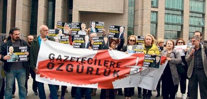 'Dışarıdaki Gazeteciler'den suç duyurusu