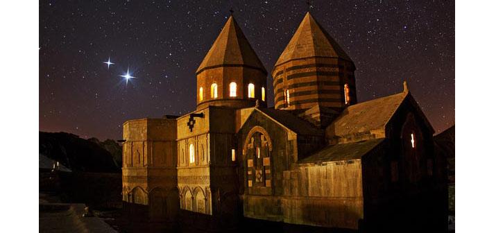 İran, Ermeni kiliselerini restore edecek