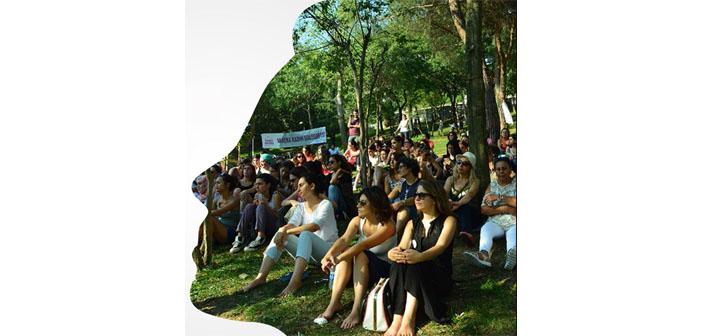 'Kıyafetime Karışma' sloganıyla buluştular, İstanbul Kadın Meclisi'ni kurdular