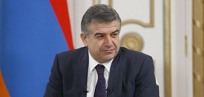"""Karapetyan'dan """"AB'yle yeni anlaşma"""" açıklaması"""