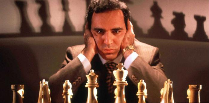 Kasparov'dan emekliliğe kısa bir mola