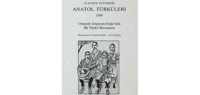 126 Karamanlı türküsü bir kitapta