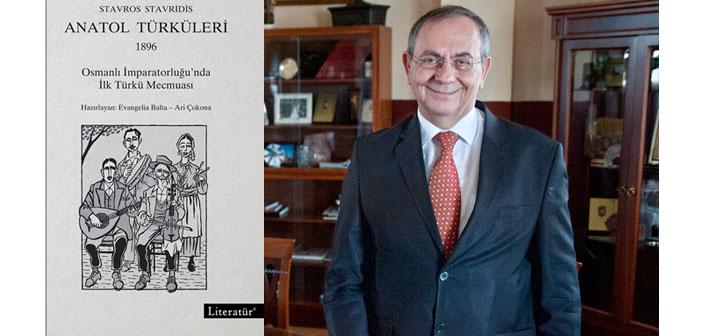 Osmanlı'nın ilk türkü derlemesi 'Anatol Türküleri' 121 yıl sonra tekrar yayımlandı