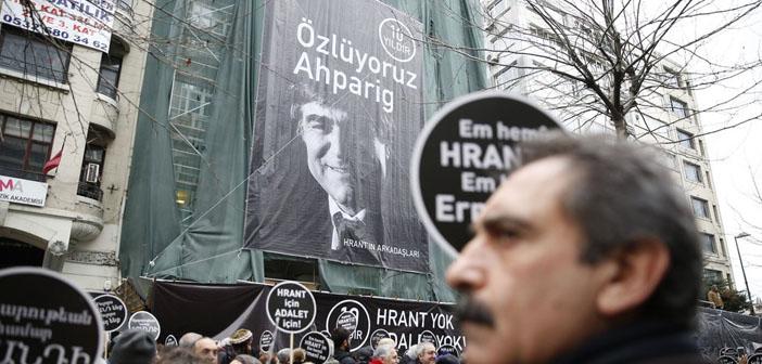 Dink cinayeti: Trabzon davası ana davayla birleşti