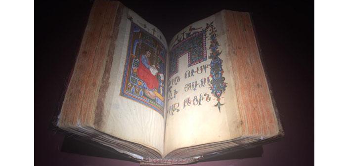 600 yıllık Ermenice el yazmaları Paris'te sergileniyor