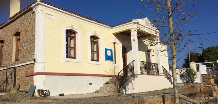 İmroz Rum okulları 38 öğrenciyle ders başı yaptı