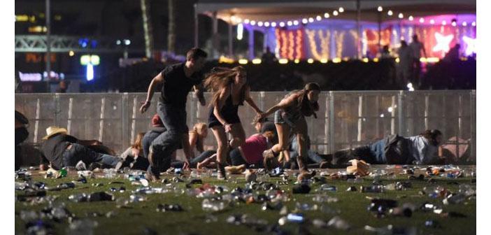 Las Vegas saldırısında ölü sayısı 20'ye yükseldi