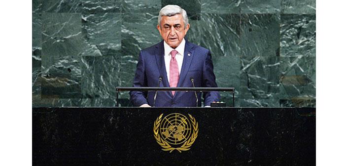 Sarkisyan: Yerevan, Türkiye-Ermenistan protokollerinin hükümsüz olduğunu ilan edecek