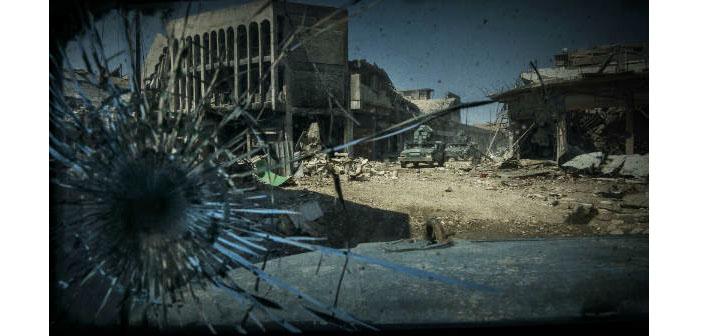 Fotoğrafçı Agoudjian'a 'Savaş Muhabirleri' ödülü