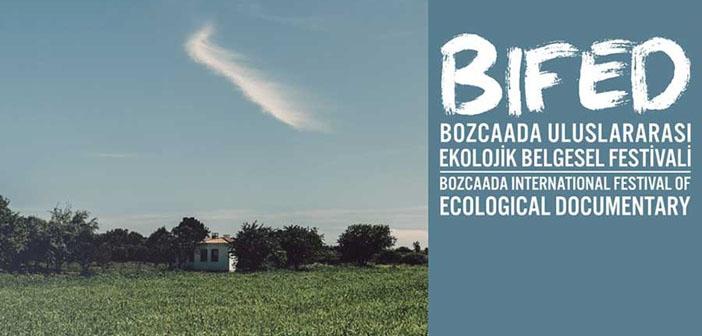 Ekolojik belgeseller Bozcaada'da buluşuyor