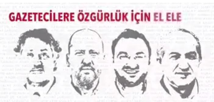 Dışarıdaki Gazeteciler yarın Kadıköy'e çağırıyor