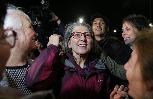 Sekiz insan hakları savunucusu serbest