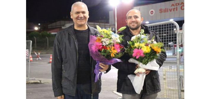 Özgür Gündem davası: İnan Kızılkaya ve Kemal Sancılı serbest