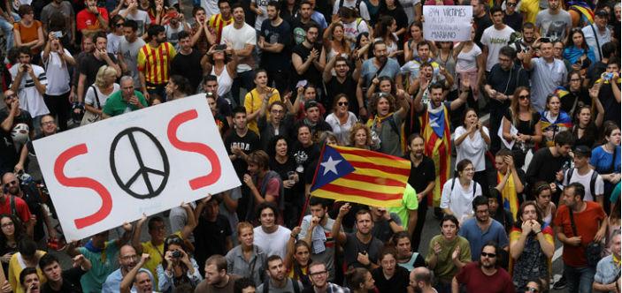 AB içinde bir bağımsızlık süreci: Katalonya