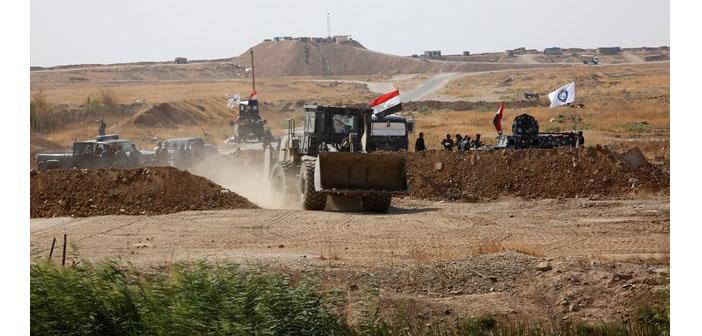 Bağdat'tan Kerkük'e operasyon başladı
