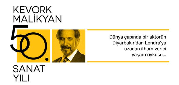 Malikyan'ın 50. sanat yılı etkinlikleri başlıyor