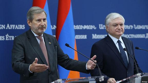 Ermenistan-AB ilişkileri hareketleniyor