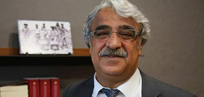 Mithat Sancar: MİT'ten liste talebimiz reddedildi
