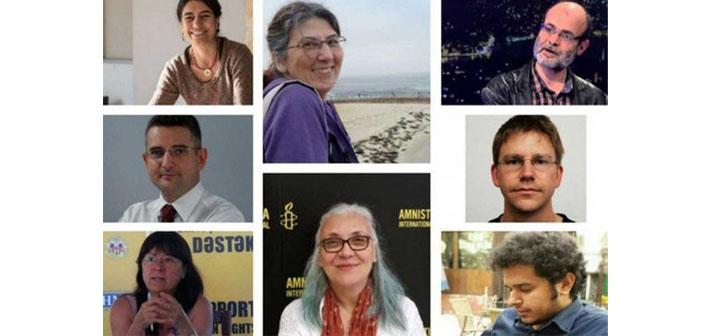 Hak savunucularının iddianamesi hazırlandı: 15 yıla kadar hapis istemi