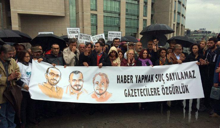 Ömer Çelik'e tahliye, Tunca Öğreten ve Mahir Kanaat'in tutukluluğu devam