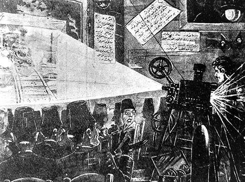 Osmanlı'nın sinemayla imtihanı