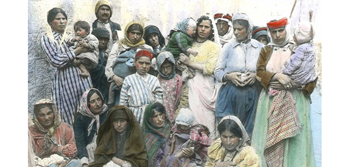 'Ermeni kadınlar soykırım boyunca kurbandılar'