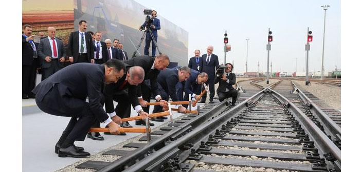 Bir izolasyon projesi olarak Bakü-Tiflis-Kars Demiryolu