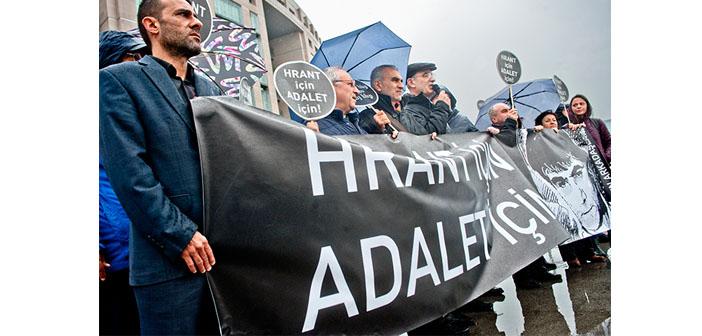 Dink Davası: Trabzon Jandarma görevlileri savunma veriyor