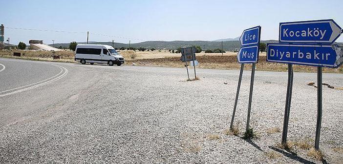 Diyarbakır'da 42 köyde sokağa çıkma yasağı kaldırıldı