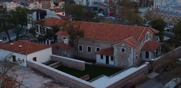 Edirnekapı Aya Yorgi Kilisesi, kapılarını açıyor
