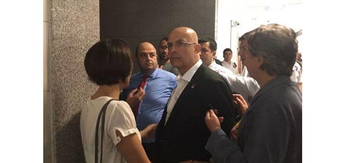 Berberoğlu davası: Mahkeme İstinaf Mahkemesi'nin dosyasını iade etti