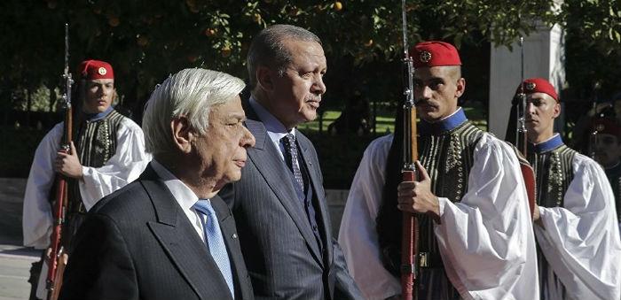 Pavlopulos ve Erdoğan arasında 'Lozan' polemiği
